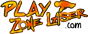 Play Zone Laser Logo